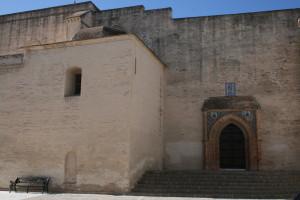 Iglesia Parroquial San Bartolome. Puerta del Sol