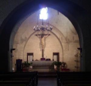 Altar Mayor Iglesia San Bartolomé (Villalba del Alcor)