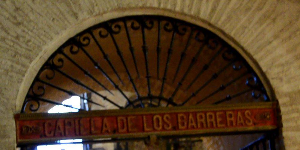 Enterramiento Catalina Paredes