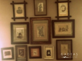 Memoria fotográfica fotografias antiguas enmarcadas