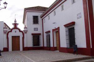 Rincón de la placita del viejo ayuntamiento de Villalba del Alcor