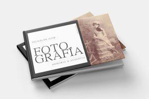 Imagen de portadas proyecto libro fotografías antiguas de Villalba