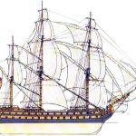 Un barco, un naufragio y un paisano villalbero.