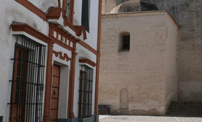 El antiguo cuartel de la Guardia Civil en Villalba del Alcor