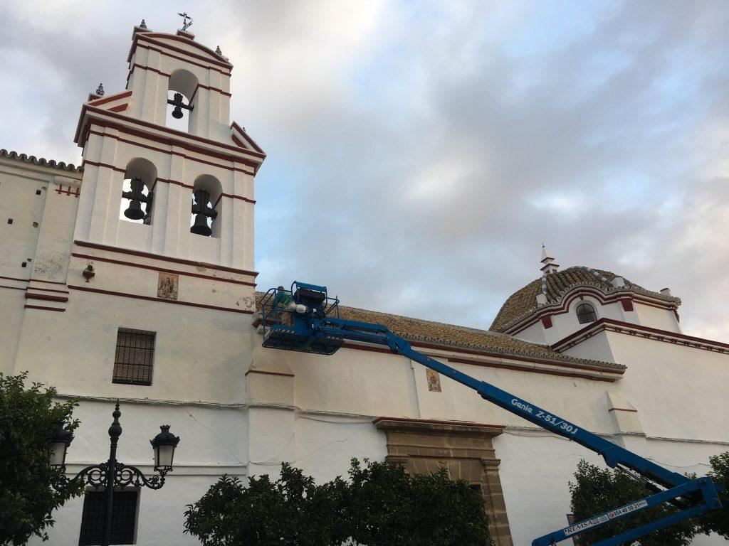 convento carmelita Villalba del Alcor