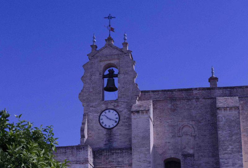 Reloj de Villalba del Alcor