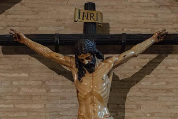 cristo iglesia san Bartolomé