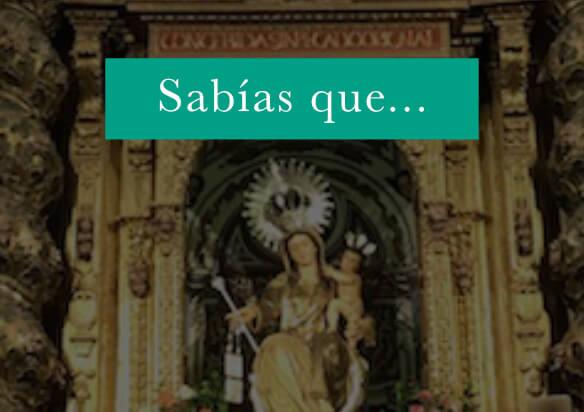 Antigüedad cofradía Virgen del Carmen