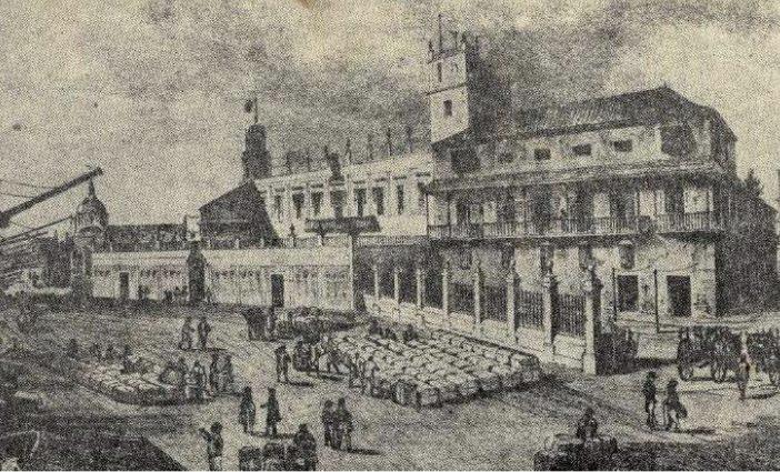 Imagen Palacio Marqués de Villalta en La Habana