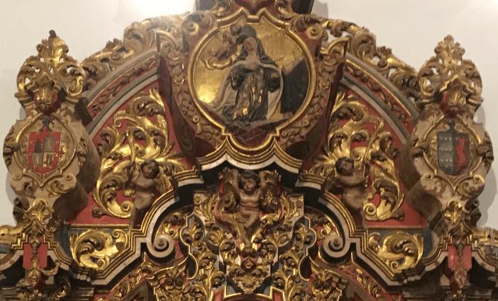 Benefactores del convento carmelita de Villalba del Alcor