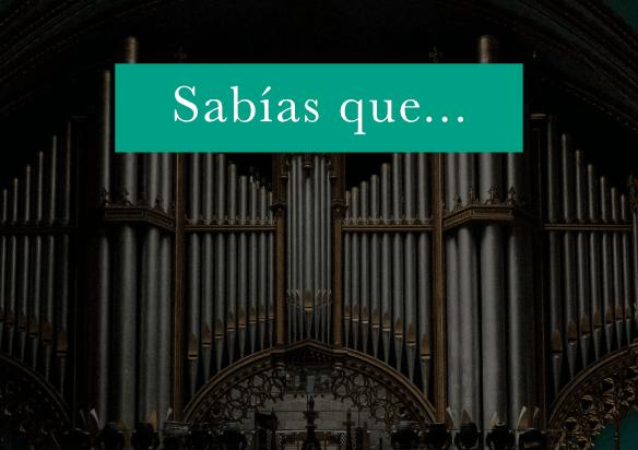 El nuevo órgano del XVIII