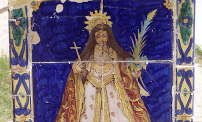 Santa Águeda en Villalba del Alcor